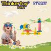 KidsのためのプラスチックRotary Windmills Model Education Toy Best Gift