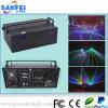Verlichting van de Laser van de Animatie van de Kleur van de Verkoop van de fabriek de Directe Volledige RGB 3W