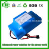 Li-íon Battery Pack E-Scooter Battery de 36V 6ah com Samsung 18650