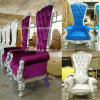Sale (JC-K54)のための銀製のLuxury Royal Throne Chairs