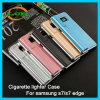 Samsung S7를 위한 전기도금을 하는 전자 담배 점화기 전화 상자