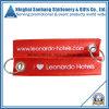Laços de feltro de lãs da promoção com logotipo personalizado