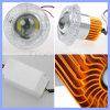 LED 악마 두 배 천사는 30W 크리 사람 U2 LED 기관자전차 스포트라이트 유리제 영사기 렌즈 헤드라이트를 주목한다