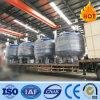 Filtro utilizzato da industria chimica per il trattamento di acqua di scarico