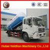 Sale를 위한 Dongfeng 2 Axles 10-12cbm Sewage Suction Truck