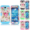 Samsung Galaxy S4 I9500のための贅沢なCell Phone Hard Back Skin Case Cover Protector