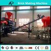 Blocchetto concreto del lastricato che fa formazione del fornitore della macchina