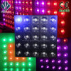 Efeito Stage 25X30W LED Matrix Light
