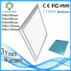 Aluminum blanco Square 600*600m m LED Panel Lamp para Office Lighting