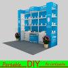 cabine versátil reusável portátil da feira profissional da tela 3D de alumínio