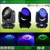 Hochleistungs- 19*12W LED Moving Head Stage Lighting für Beam