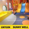 幼稚園の学校PVCビニールのフロアーリング