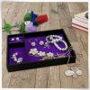 De nieuwe organisator van de Juwelen van Wholesales van het Ontwerp voor de Doos van de Juwelen van de Reis