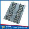 Clavos galvanizados fabricación de la cuadrilla de la placa de acero