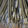 2 pulgadas - manguera acanalada flexible del metal de la alta presión