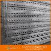 Défilement ligne par ligne d'angle en métal d'affichage de stockage d'usine