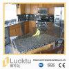Countertop van de Keuken van de flat de Materiële Steen van het Kwarts Scratchless