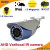 30m IR Varifocal protègent l'appareil-photo contre les intempéries de 1.0 Megapixel Ahd