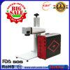 Borne chaude de laser de machine d'inscription de laser d'ordinateur portatif de vente pour des pièces d'auto