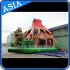 Прочный надувной Слайд, водная горка, Giant Hippo слайдов для продажи