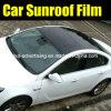 Alta película negra brillante del vinilo del abrigo del Sunroof del coche