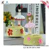 Цветок Girl Music Box для Promotion Gift