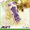 Caja del teléfono celular de Embossmet de la simplicidad del surtidor de China para el iPhone (RJT-A008)
