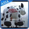 Aerostato gonfiabile dell'elio del fumetto dell'aerostato dell'elio di figura della mucca