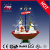 LED를 가진 축제 Snowing Street Lamp Decoration와 Christmas를 위한 Music
