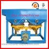 Máquina de la plantilla para la separación del mineral de la baritina