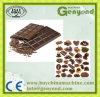Maquinaria automática cheia da produção do chocolate