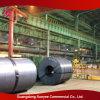 Bobina de acero laminada en caliente de la hoja de acero de carbón del material de construcción de la estructura de acero