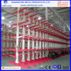 High Quality를 가진 창고 Storage Steel Q235 Cantilever Racking