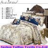 Комплект постельных принадлежностей типа дворца ткани сатинировки жаккарда для дома