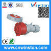 Wst-550 16A 5pin hoog-End Type Industrial Standard Connector met Ce