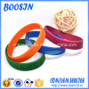 Silicone su ordinazione Rubber Wrist Band per Promotion
