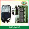 Commutateur à télécommande d'émetteur de DC/AC 12-220V de contrôleur momentané de récepteur