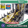 O melhor Quality 25kg 50kg Kraft Paper Bag Making Machinery