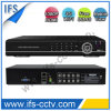4CH H. 264 P2p 1080P HDMI Red CCTV DVR (ISR-S5004)