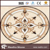 Flooring를 위한 금 Supplier Marble Waterjet Pattern