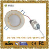 3W-18W LED Down Light con CE RoHS