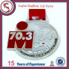 Подгонянный марафон Event Sport Running Medal с Ribbon