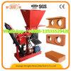 Máquina de fatura de tijolo de bloqueio manual da argila de Eco