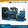 engine P222le-S가 강화하는 500kw/625kVA Doosan 침묵하는 디젤 엔진 발전기