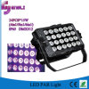 24PCS LED Waterproof Wash Light van Stage Lighting (hl-028)