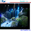 Visualizzazione completa dell'interno di colore LED di HD P5 video con WiFi per la fase