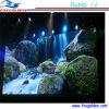 Visualizzazione completa dell'interno della fase LED di colore di HD P5 video con controllo di WiFi