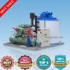 8 хлопь тонн машины льда Kp80 с испарителем нержавеющей стали и R404A сделанного в Koller в Гуанчжоу
