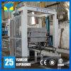 Bloque que se enclavija del alto cemento concreto hidráulico técnico que hace la máquina