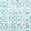 mosaico della piscina di disegno del mosaico di vetro di 4mm nuovo